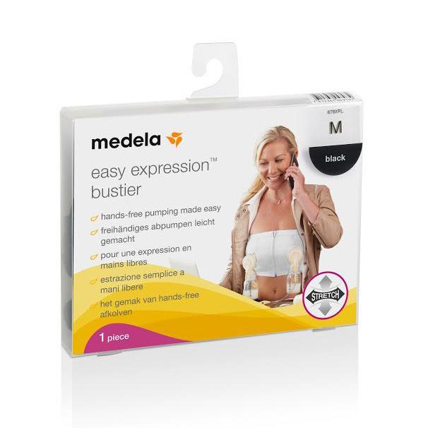 Áo hút sữa rảnh tay Medela Easy Expression Bustier (Trắng)