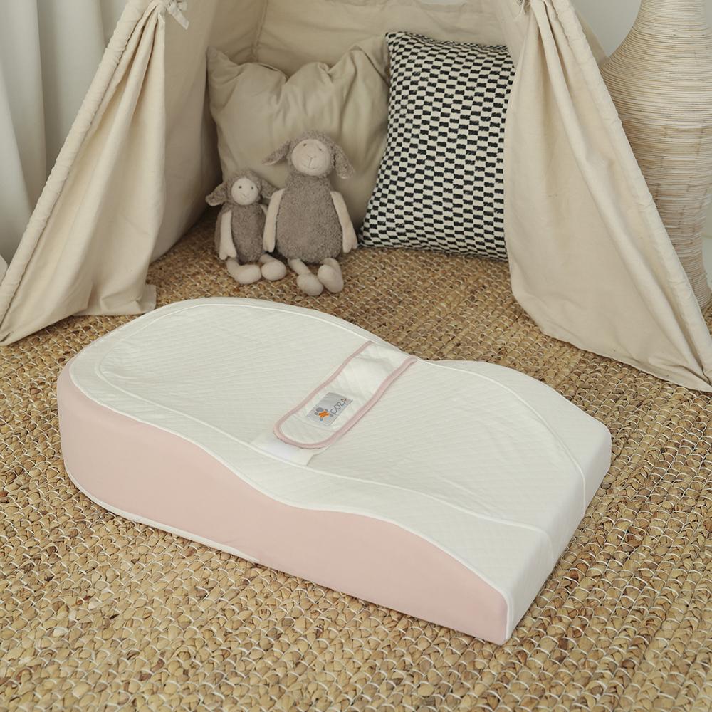 Đệm ngủ đúng tư thế và chống trào ngược Coza LITE - Màu Hồng