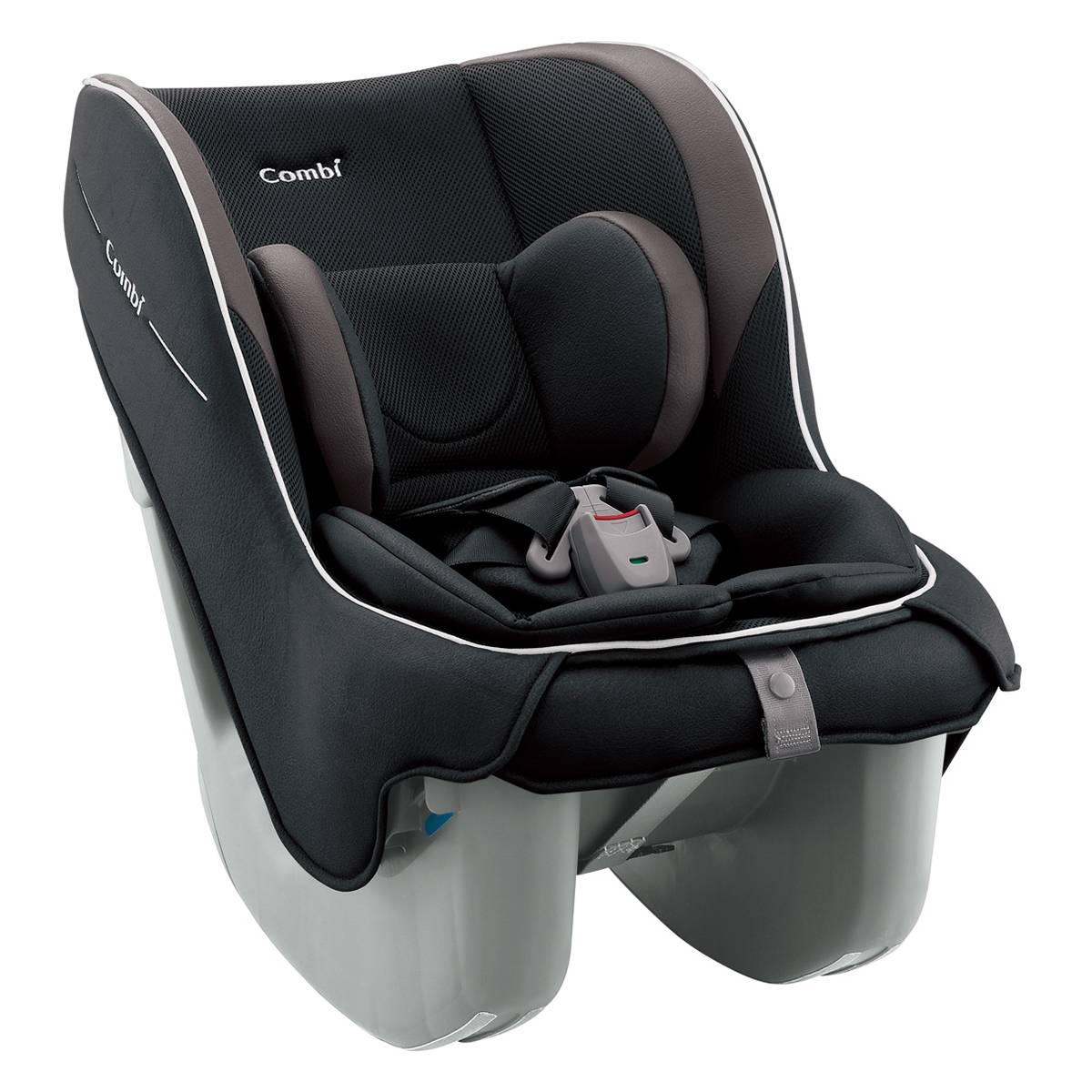 Ghế ô tô Combi Coccoro EG màu đen