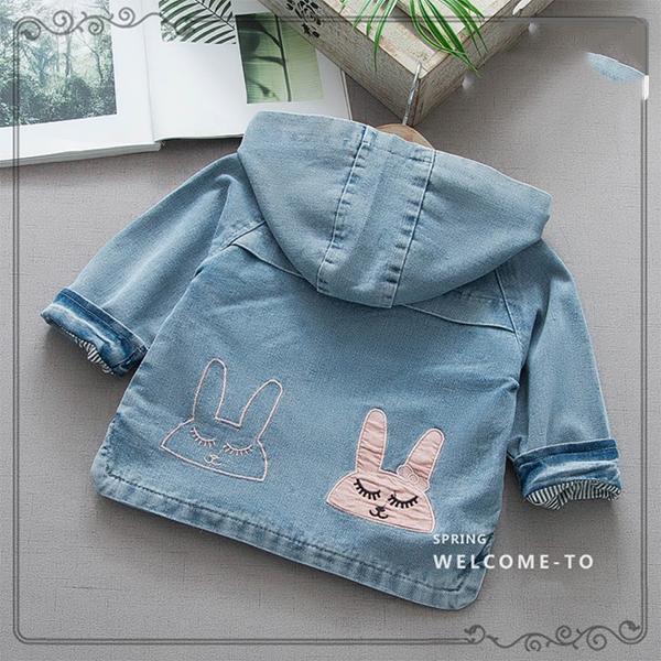 KT25.2 - Áo Khoác jeans cho bé