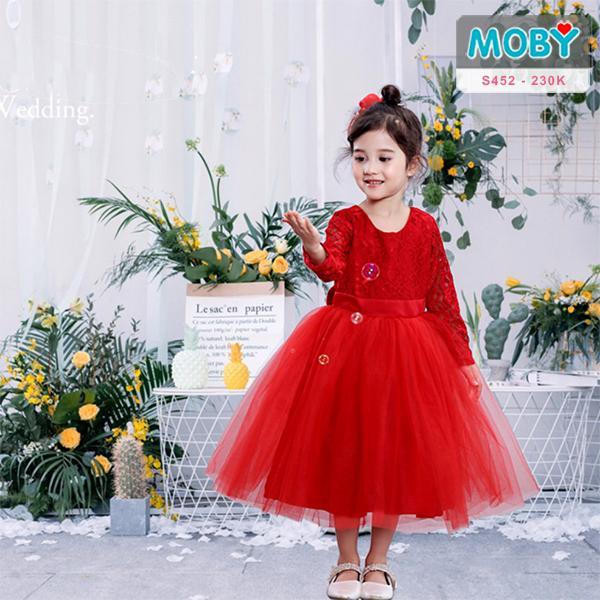 S452 - Đầm cho bé