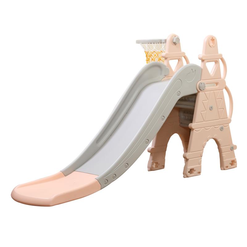 Cầu trượt cho bé Toyhouse hình lâu đài Toyshouse AFE01