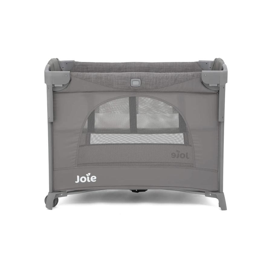 Giường cũi trẻ em Joie Kubbie Sleep Foggy Gray