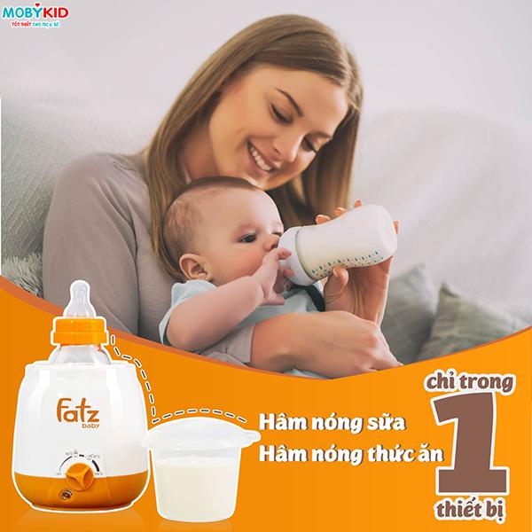 Review máy hâm sữa Fatz có tốt không, nên mua máy hâm sữa Fatz loại nào?