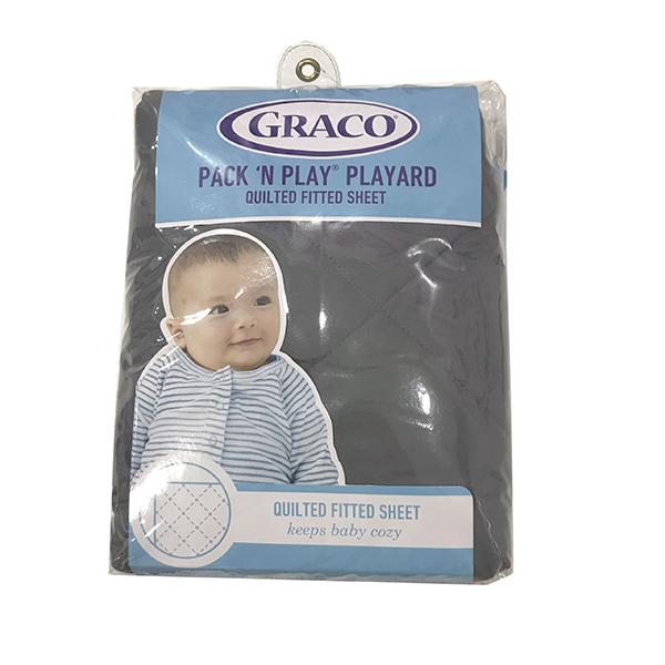 Chăn chần bông Graco Stone Grey AP60SNG