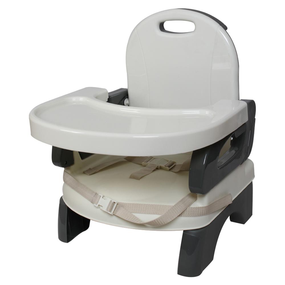 Ghế ăn điều chỉnh độ cao Mastela 07330 - Màu xám