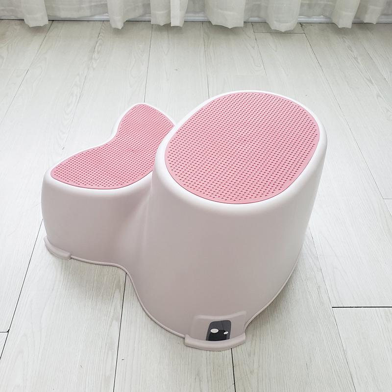 Ghế bậc Holla màu hồng