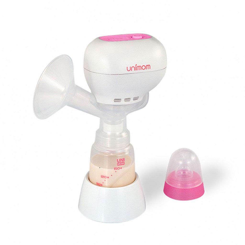 Máy hút sữa điện đơn Unimom Kpop (Có Pin Sạc)