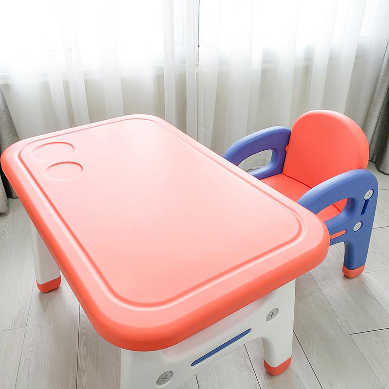 Bộ bàn ghế Holla 2021 Màu cam