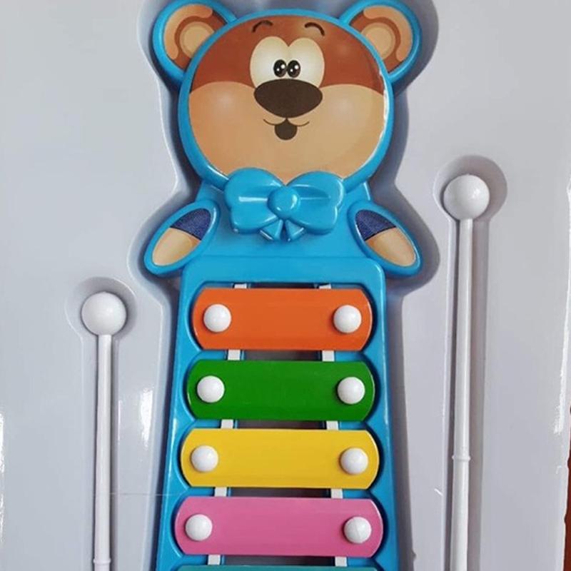 Đồ chơi bộ gõ hình gấu VBC-610