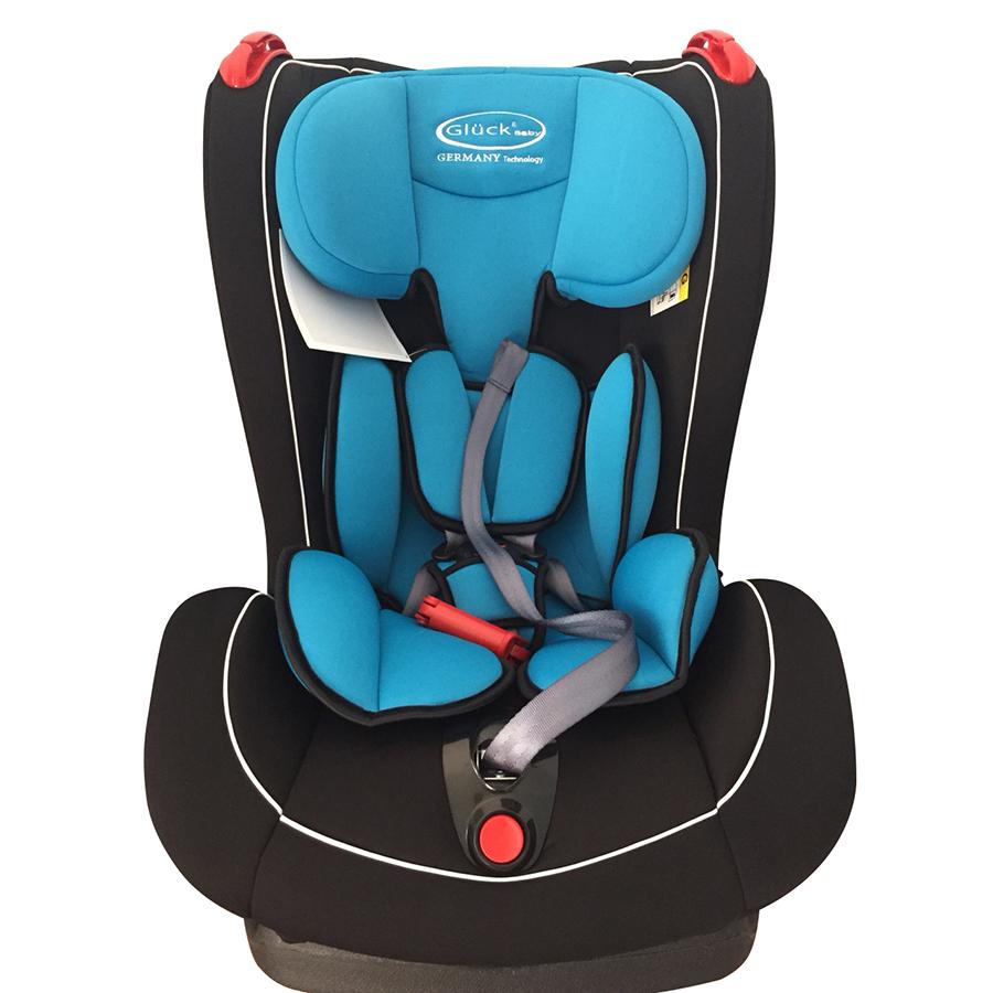 Ghế ngồi ô tô Gluck ZY-02 - màu xanh