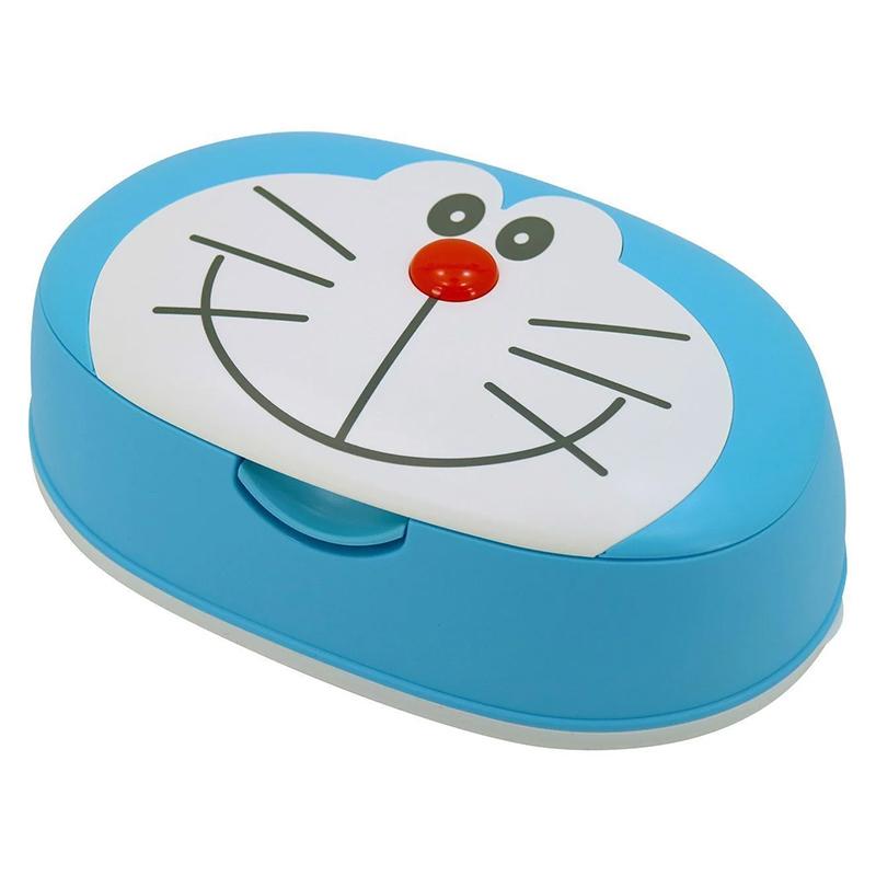 Giấy ướt LEC nước tinh khiết 99,9% có hộp đựng Doraemon SS275