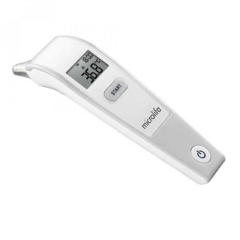 Nhiệt kế điện tử đo tai Microlife IR1DQ-1