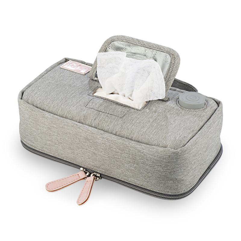 Túi ủ ấm khăn giấy ướt Fatzbaby - Warm 2 - FB7000MX