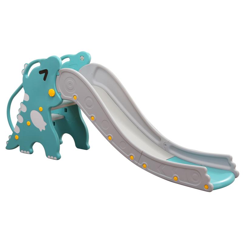 Cầu trượt cho bé Toyshouse hình khủng long NLL01