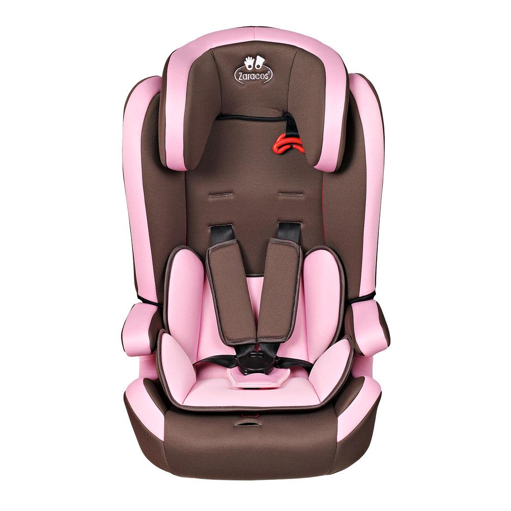 Ghế ngồi ô tô Zaracos William 5086 - Màu hồng