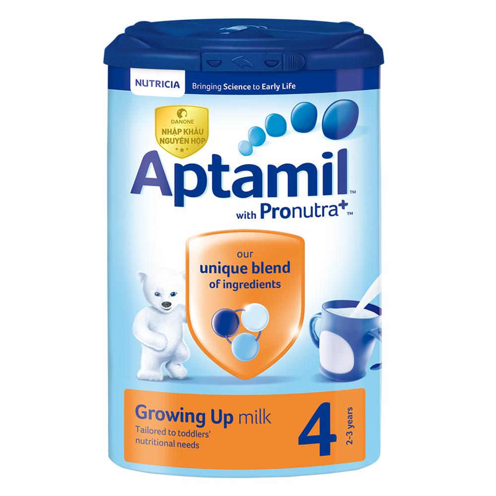 Sữa Aptamil Anh số 4 800g (2 - 3 tuổi)