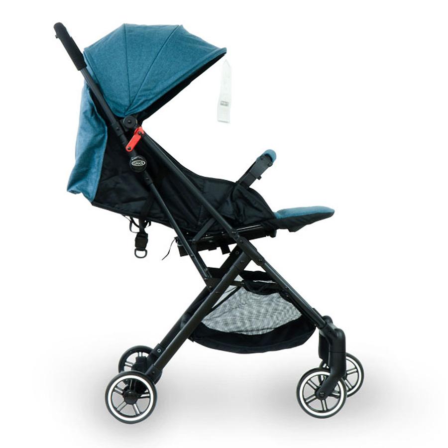 Xe đẩy em bé Gluck C3 - Màu Xanh Lá