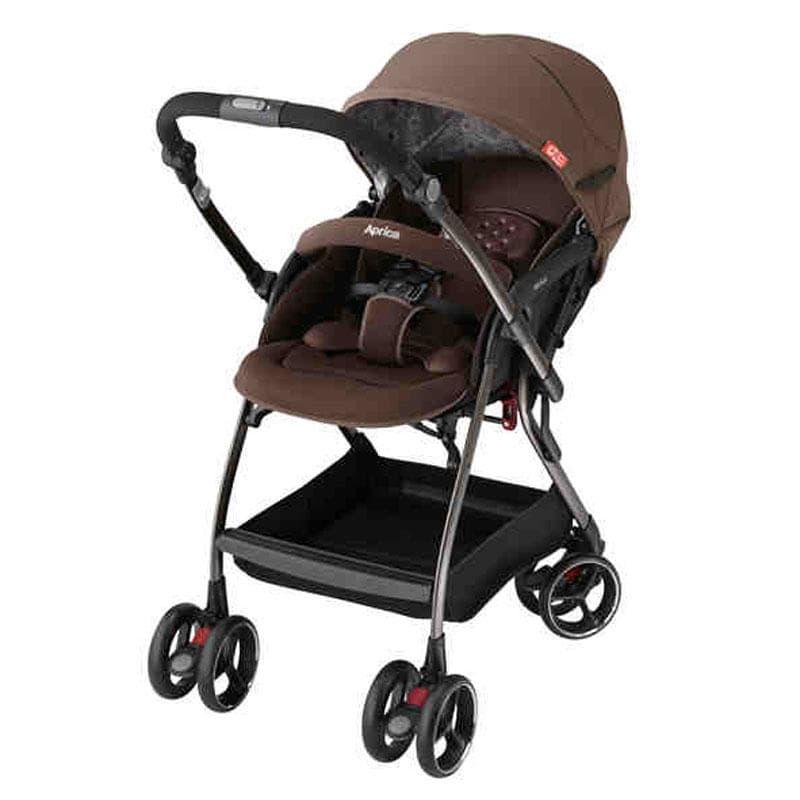 Xe đẩy trẻ em Aprica Optia CTS Brown