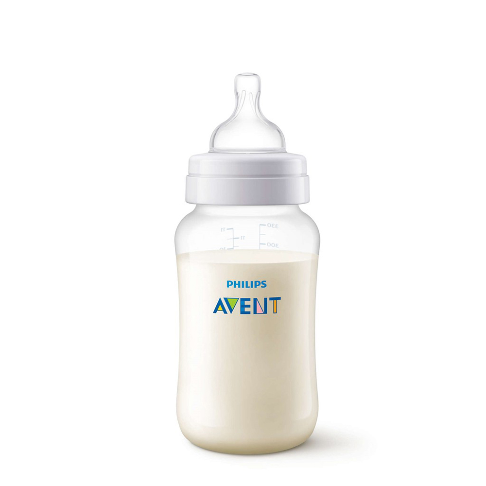 Bình sữa giảm đầy hơi Philips Avent SCF816/17 330ml