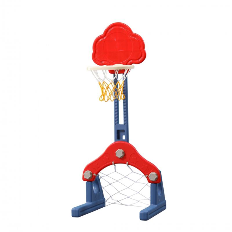 Bộ đồ chơi thể thao đa năng cho bé: bóng đá, ném vòng, bóng rổ Toyshouse
