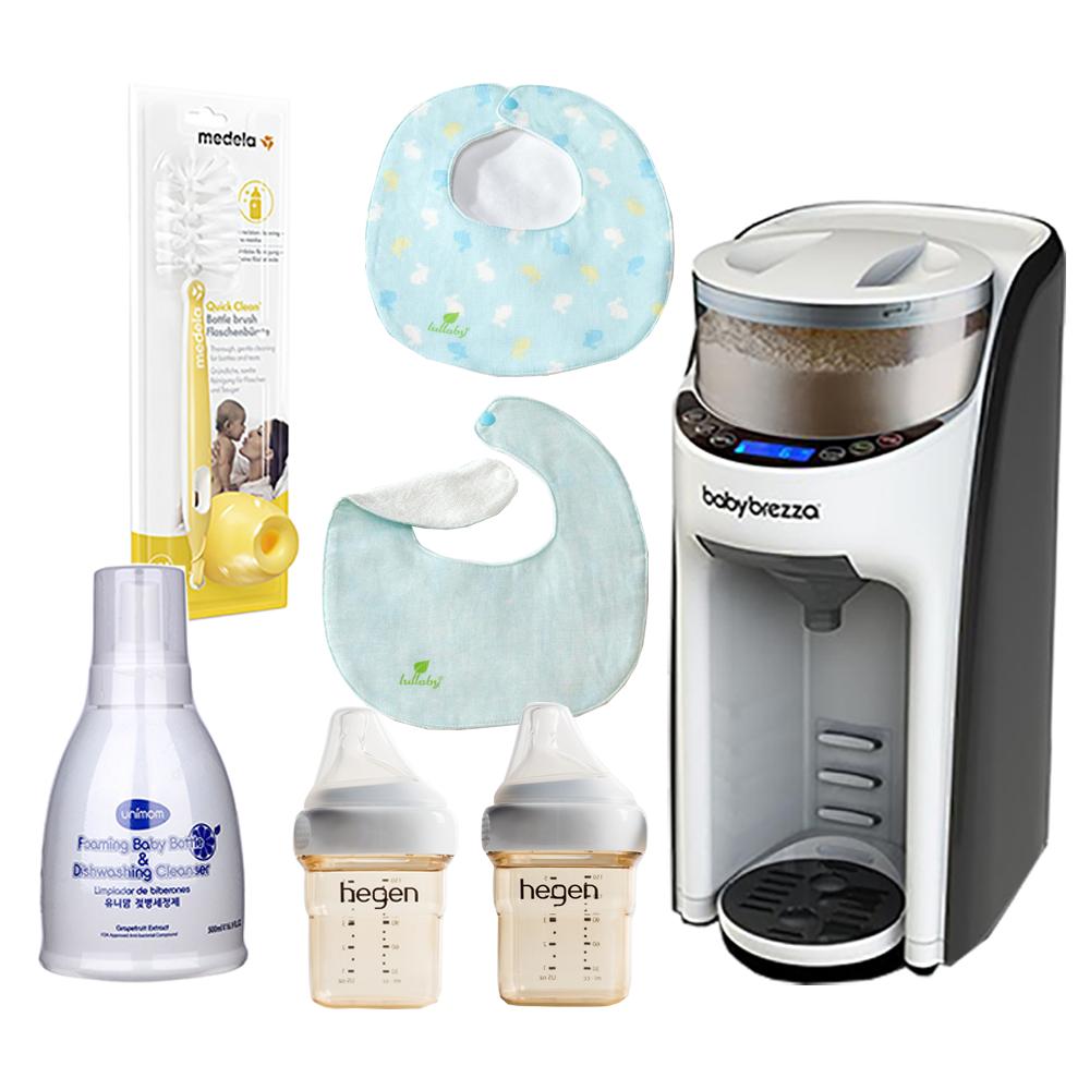 Combo pha sữa cho bé sơ sinh cao cấp siêu tiết kiệm