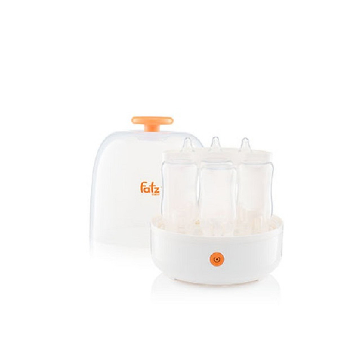Máy tiệt trùng bình sữa hơi nước siêu tốc FATZ BABY - FB4021SL