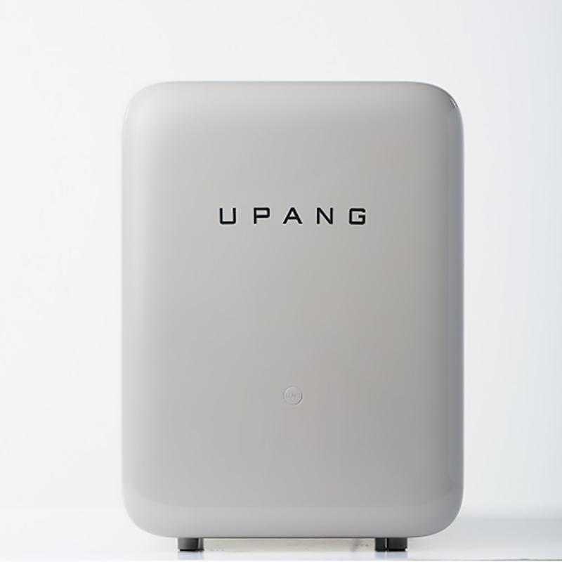 Máy tiệt trùng sấy khô khử mùi bình sữa bằng tia UV 3D Upang thế hệ mới màu ghi