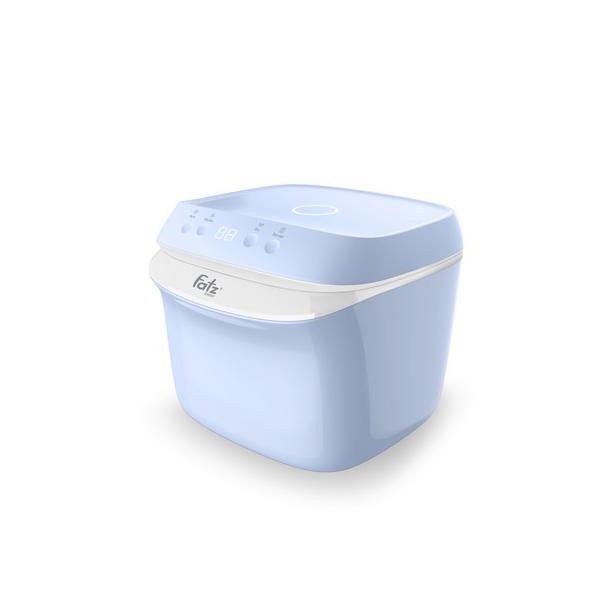 Máy tiệt trùng UV có chức năng sấy khô Fatz Baby FB4700KM - Màu Xanh