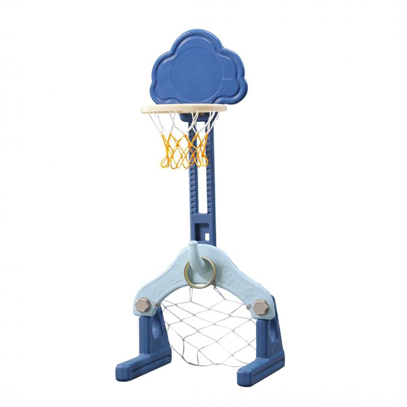 TH-052020-L-LQJ18 - Bộ đồ chơi thể thao đa năng cho bé: bóng đá, ném vòng, bóng rổ Toyshouse