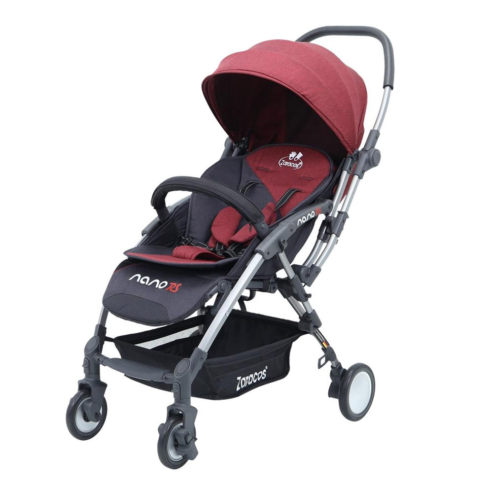 Xe đẩy cho bé Zaracos Nano RS 2986 - Red