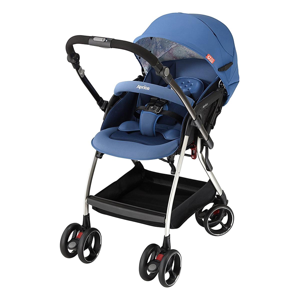 Xe đẩy trẻ em Aprica Optia CTS Blue
