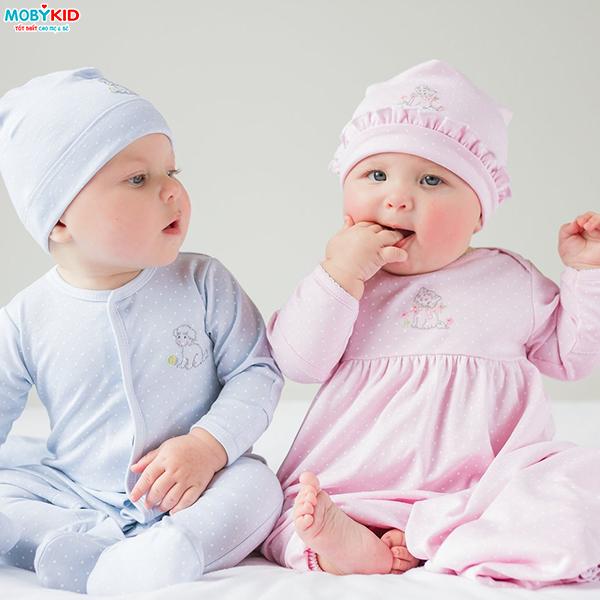 6 Yếu tố quan trọng nhất bố mẹ cần lưu tâm khi mua quần áo sơ sinh cho bé