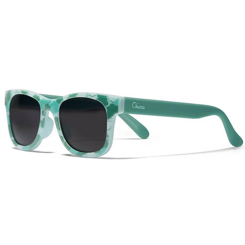 Kính mát chống tia UV Chicco 24M+ Đám mây – Xanh Green