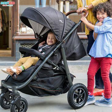 Những thói quen xấu khi sử dụng xe đẩy cho bé mà bố mẹ vô tình mắc phải