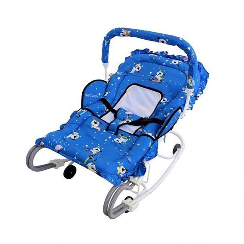 Xe 4 Nhún Ăn Bột Autoru AUBFC02-XD - Màu xanh đậm