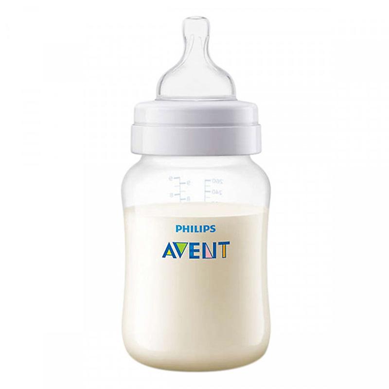 Bình sữa Philips Avent giảm đầy hơi 260ml SCF813/17