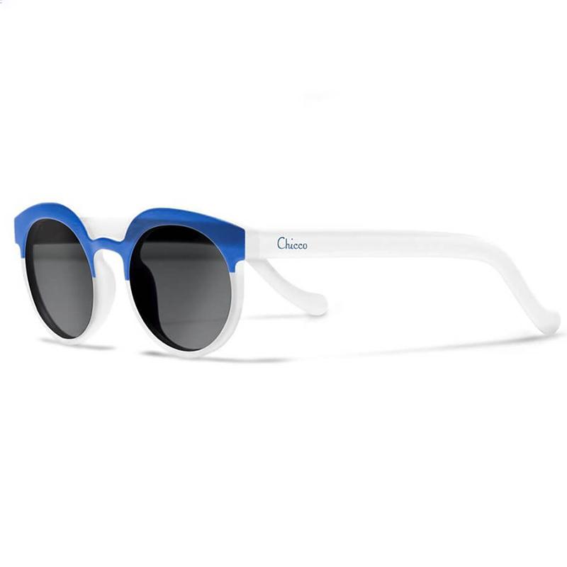 Kính mát chống tia UV Chicco 4Y+ Trắng Xanh