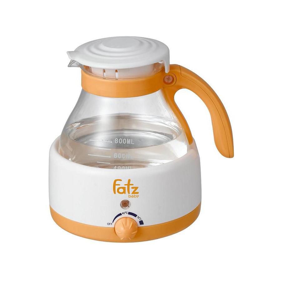 Máy hâm nước pha sữa 800ml Fatzbaby FB3004SL