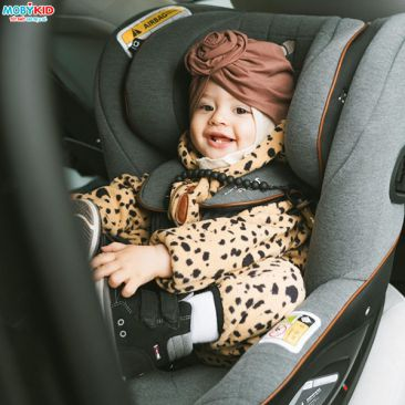 Top 6 thương hiệu ghế ngồi ô tô cho bé an toàn và chất lượng nhất hiện nay