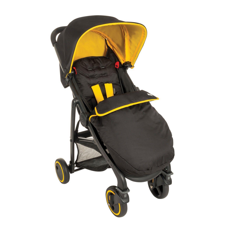 Xe Đẩy Trẻ Em Graco Blox Black Yellow