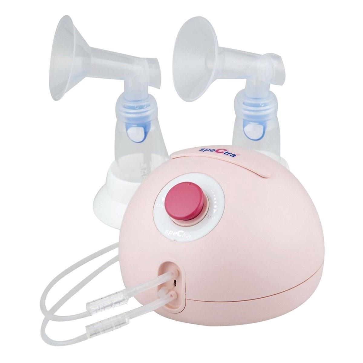Máy hút sữa điện đôi Spectra Dew-350