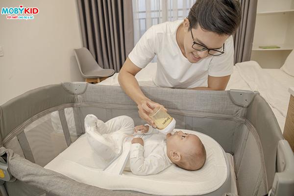 Điểm danh các loại gối chống trào ngược cho bé tốt nhất hiện nay