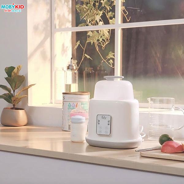 Điểm danh các máy hâm sữa vừa chất lượng vừa hợp túi tiền nhất năm 2021