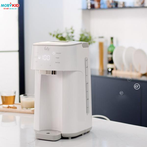 5 Máy đun nước pha sữa tốt nhất để tết 2021 của mẹ nhẹ tênh