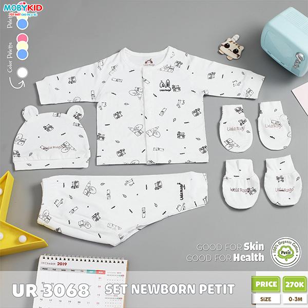 Bảng size quần áo sơ sinh Uala dành cho các mẹ bỉm sữa khi mua hàng online
