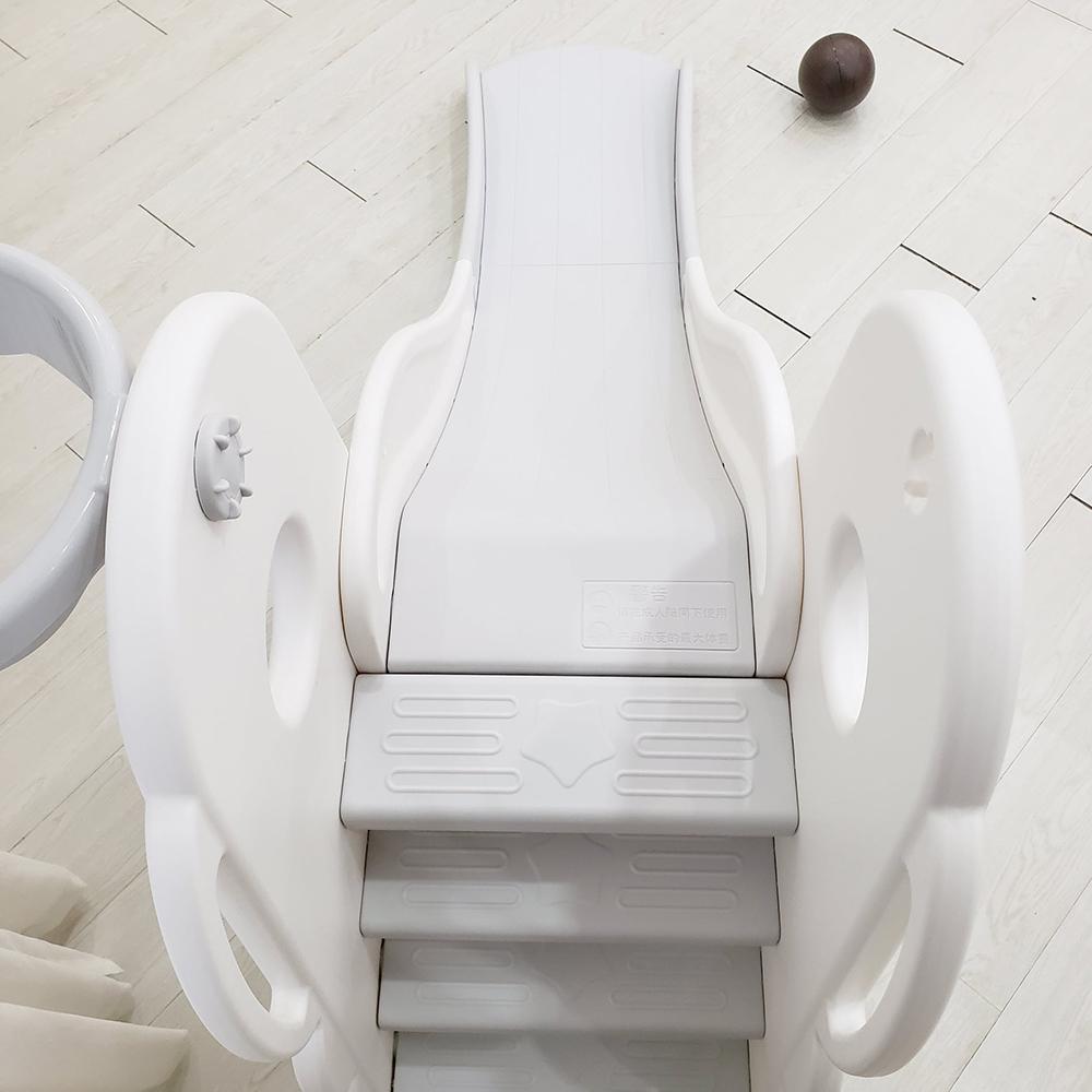 Cầu trượt Holla 2021 màu trắng