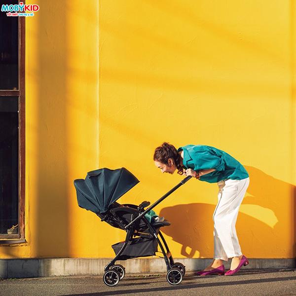 Cửa hàng bán đa dạng các mẫu xe đẩy cho bé giá rẻ nhất hiện nay mẹ nên ghé ngay
