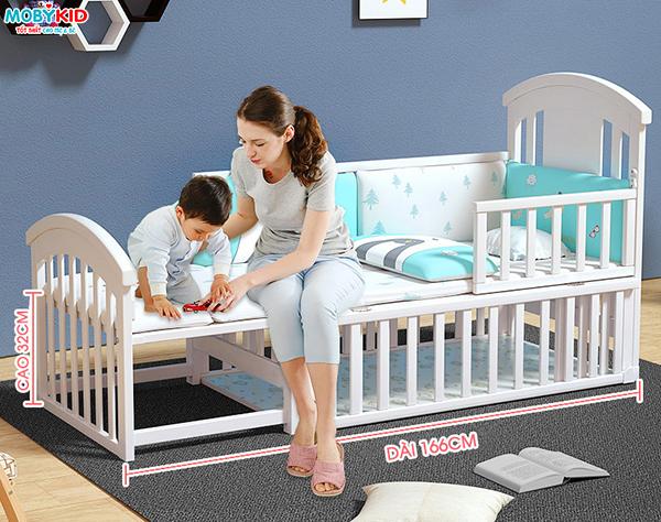 Cũi trẻ em là gì? Có nên cho sử dụng cũi trẻ em cho bé không? Nên mua cũi loại nào cho bé?
