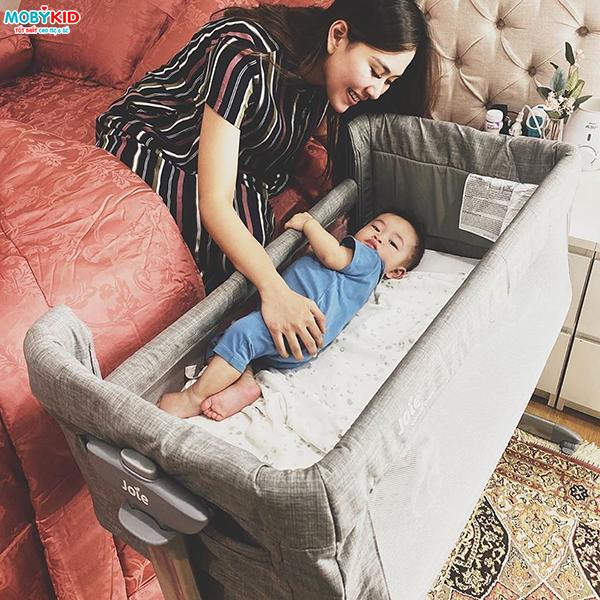 Cũi vải cho bé là gì? Lợi ích của giường cũi vải dành cho bé yêu? Nên mua cũi vải loại nào?